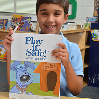 play it safe174 child abuse prevention program online